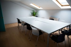 The Hive coworking Meeting Room